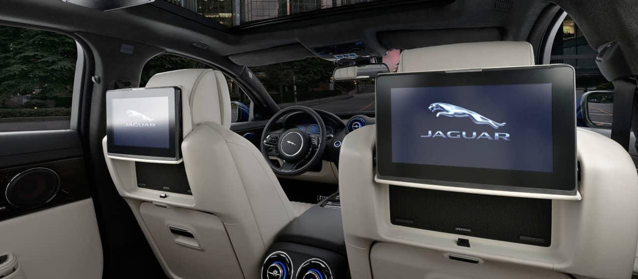 2018 Jaguar XJ Interior Banner