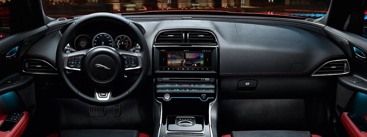 2018 Jaguar Xe Interior Jaguar Hoffman Estates