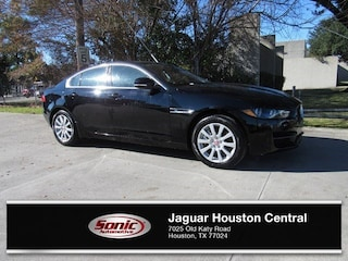 New 2019 Jaguar XE 25t Sedan in Houston