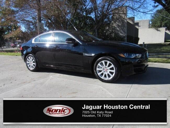 New 2019 Jaguar XE 25t Sedan in Houston