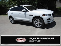 New 2019 Jaguar F-PACE 25t Premium SUV for sale in Houston
