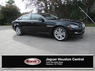 New 2019 Jaguar XJ XJL Portfolio Sedan in Houston