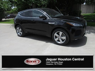 New 2018 Jaguar E-PACE R-Dynamic SE SUV in Houston