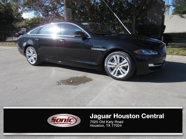 New 2019 Jaguar Xj For Sale In Houston Tx Stock K8w19345