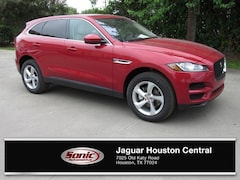 Used 2019 Jaguar F-PACE 25t Premium SUV in Houston