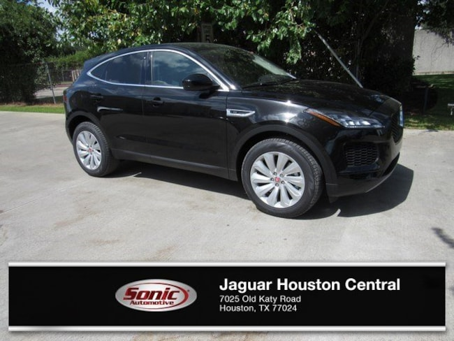 New 2018 Jaguar E-PACE SE SUV in Houston