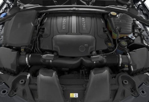 Jaguar Engine Parts