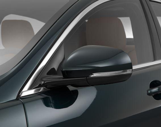 Jaguar Side Mirrors