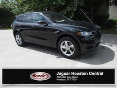 New 2019 Jaguar F-PACE 25t Premium SUV for sale in Houston