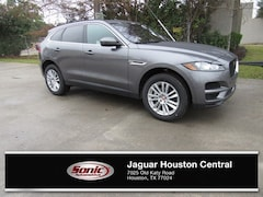 Used 2019 Jaguar F-PACE 25t Prestige SUV in Houston