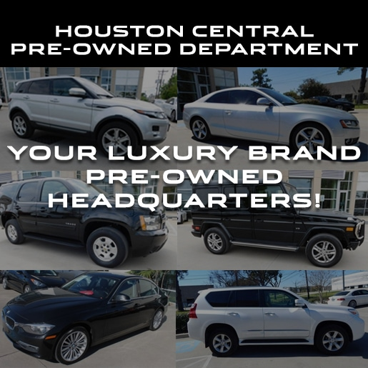 Used Car Specials In Houston, Texas At Jaguar Houston Central