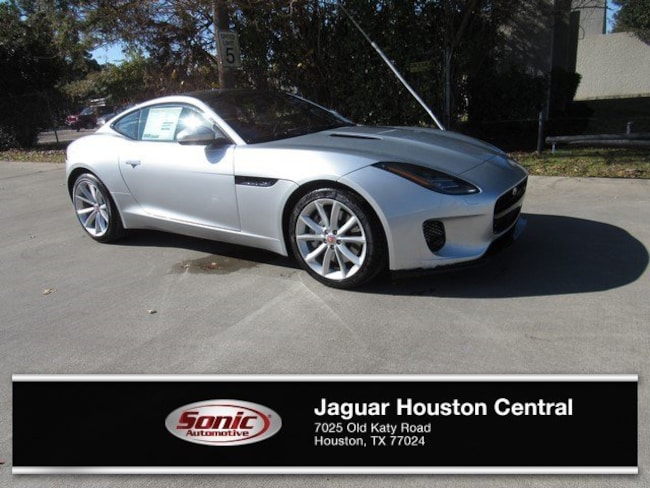 New 2019 Jaguar F-TYPE P340 Coupe in Houston