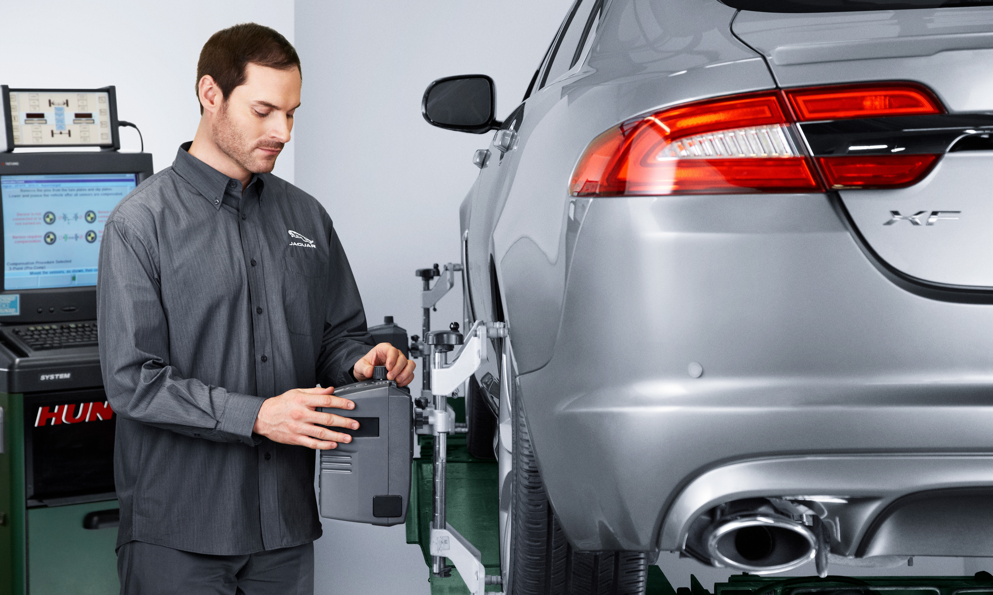 Jaguar Service Houston