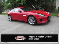New 2020 Jaguar F-TYPE P300 Coupe for sale in Houston