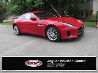 New 2020 Jaguar F-TYPE P300 Coupe in Houston