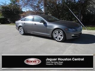 New 2019 Jaguar XJ XJL Portfolio Sedan in Houston