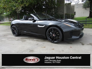 New 2019 Jaguar F-TYPE P300 Convertible in Houston