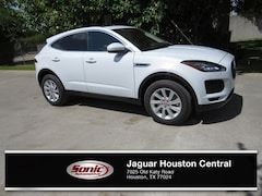 New 2018 Jaguar E-PACE S SUV for sale in Houston