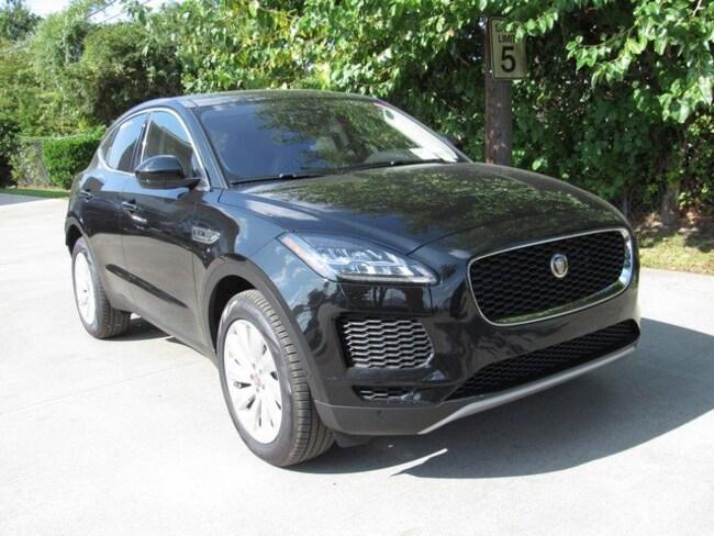 New 2018 Jaguar E-PACE SE SUV for sale in Houston, TX