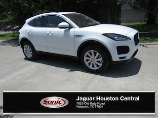 New 2018 Jaguar E-PACE S SUV in Houston