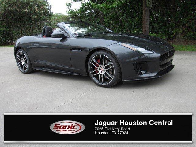 New 2020 Jaguar F Type For Sale In Houston Tx Stock Lck63884