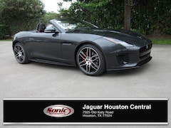 New 2020 Jaguar F-TYPE P300 Convertible for sale in Houston