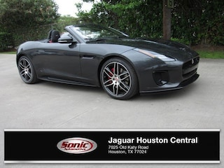 New 2020 Jaguar F-TYPE P300 Convertible in Houston