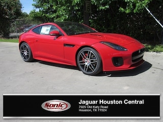 New 2020 Jaguar F-TYPE Checkered Flag Limited Edition Coupe in Houston