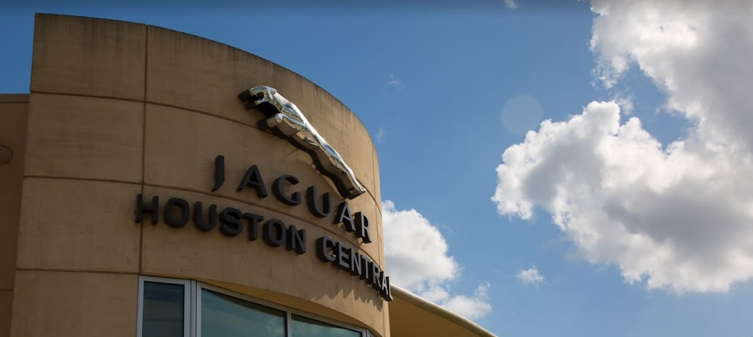 Jaguar Dealership