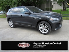 New 2019 Jaguar F-PACE 30t R-Sport SUV for sale in Houston