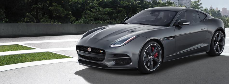 New 2018 Jaguar F TYPE