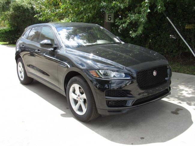 New 2019 Jaguar F-PACE 25t Premium SUV for sale in Houston, TX