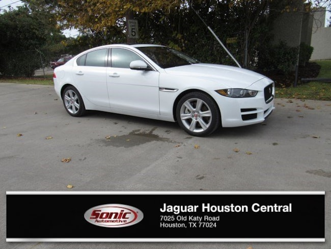New 2019 Jaguar XE 30t Premium Sedan in Houston