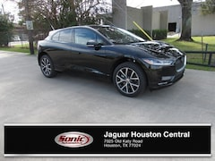 New 2019 Jaguar I-PACE First Edition SUV for sale in Houston