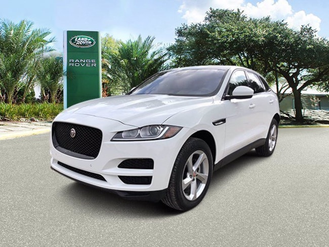 Used 2020 Jaguar F-PACE 25t Premium SUV in Houston
