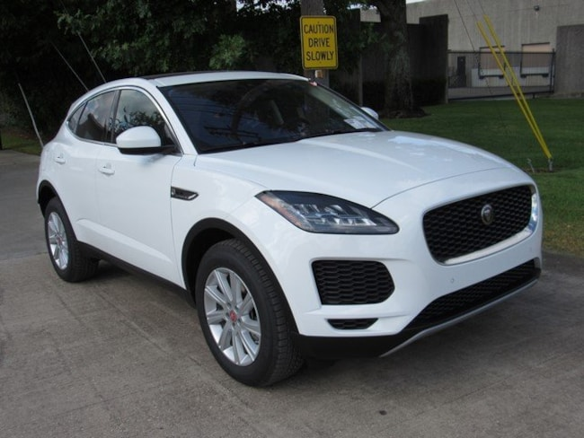 New 2018 Jaguar E-PACE S SUV for sale in Houston, TX
