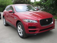 Used 2019 Jaguar F-PACE 25t Premium SUV for sale in Houston