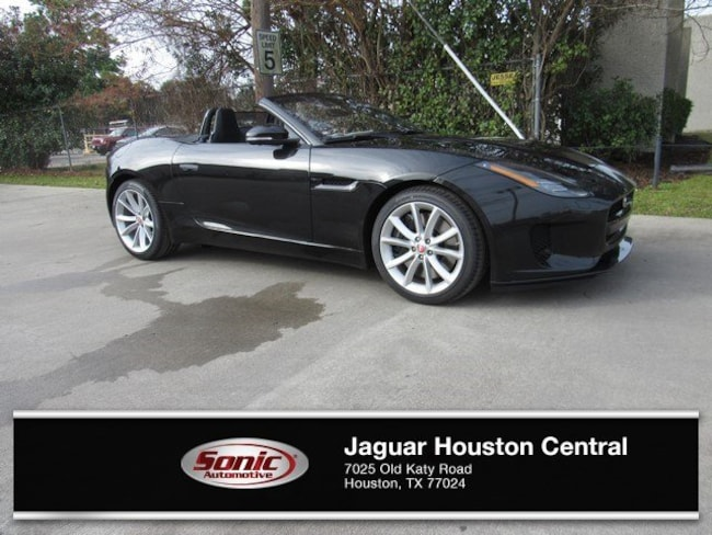 New 2019 Jaguar F-TYPE P380 Convertible in Houston