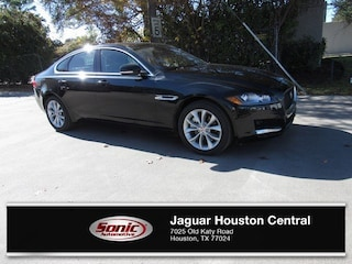 New 2019 Jaguar XF 25t Premium Sedan in Houston