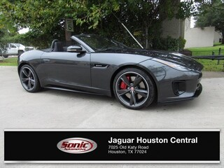 New 2019 Jaguar F-TYPE R-Dynamic Convertible in Houston