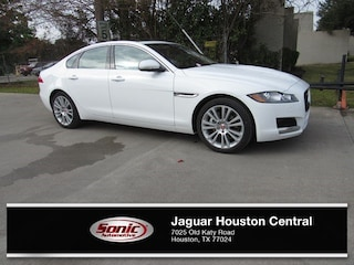 New 2019 Jaguar XF 25t Prestige Sedan in Houston