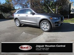 New 2019 Jaguar F-PACE 25t Prestige SUV for sale in Houston