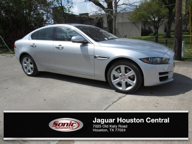 New 2018 Jaguar XE 25t Prestige Sedan in Houston