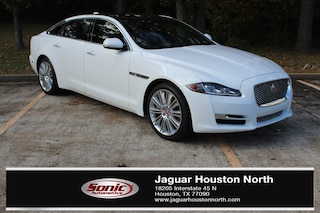 New 2019 Jaguar XJ XJL Supercharged Sedan in Houston