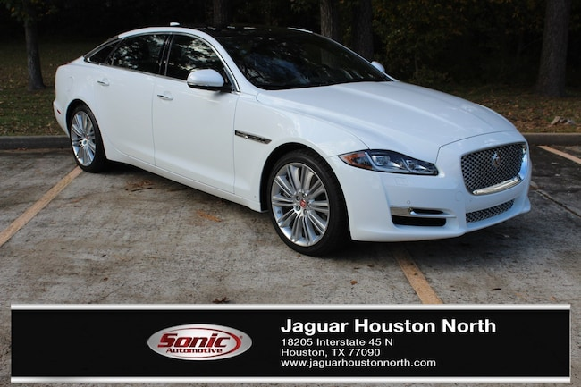 in Houston 2019 Jaguar XJ XJL Supercharged Sedan New