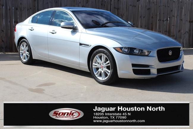 in Houston 2019 Jaguar XE 25t Premium Sedan New