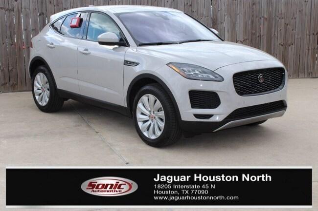 in Houston 2019 Jaguar E-PACE S SUV New