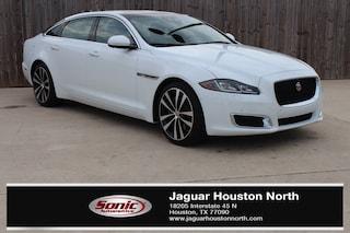 New 2019 Jaguar XJ Sedan in Houston