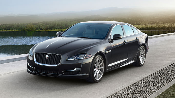 New Jaguar Xj At Jaguar Houston North