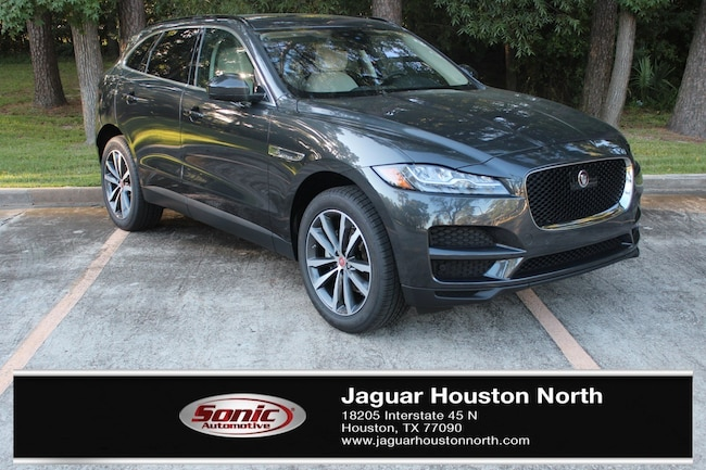 in Houston 2019 Jaguar F-PACE 20d Prestige SUV New
